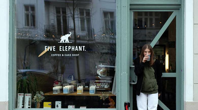 FIVE ELEPHANT is the premiere coffee roastery and café in Berlin