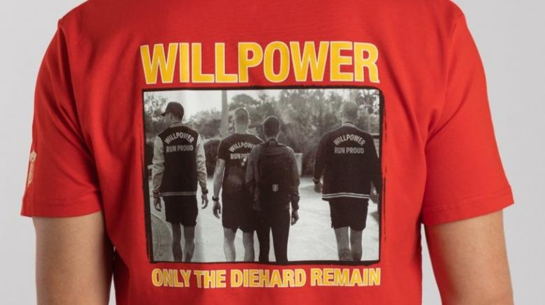 WILLPOWER RUNNING makes running clothes for rebels who don't fit